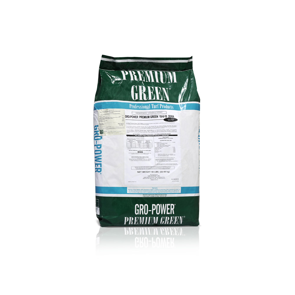 Gro-Power Premium Green 10-0-10