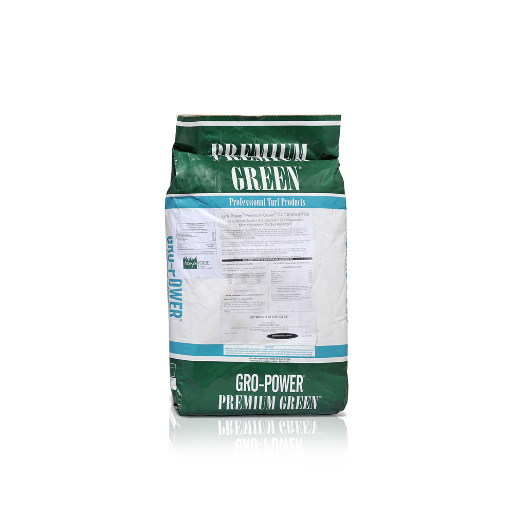 Gro-Power Premium green Silica