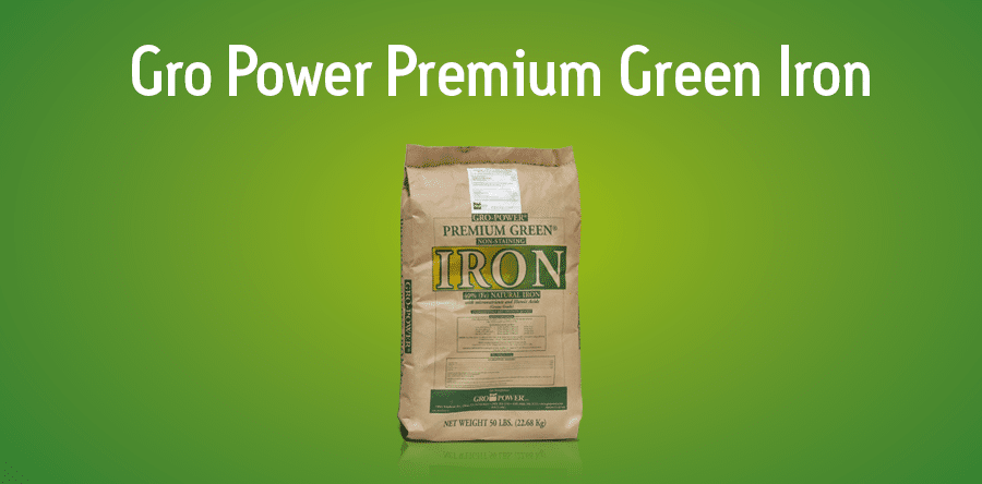 Gro Power Premium Green Iron